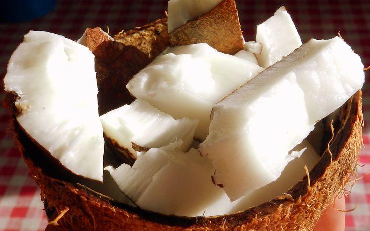 Pitadinha: Como tirar o coco da casca