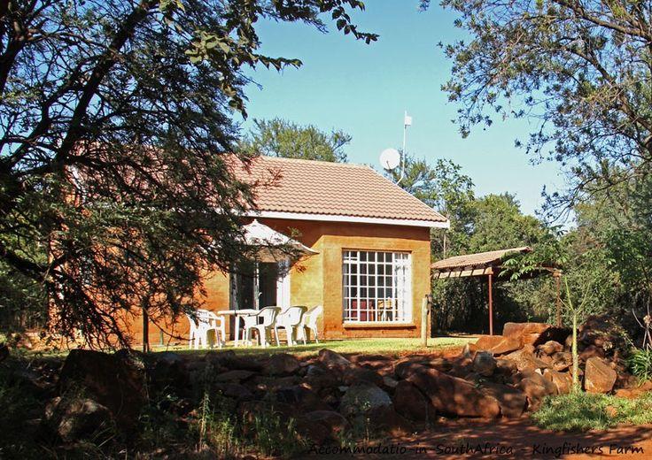 Kingfishers Farm accommodation. http://www.accommodation-in-southafrica.co.za/Gauteng/Magaliesburg/Kingfishers.aspx
