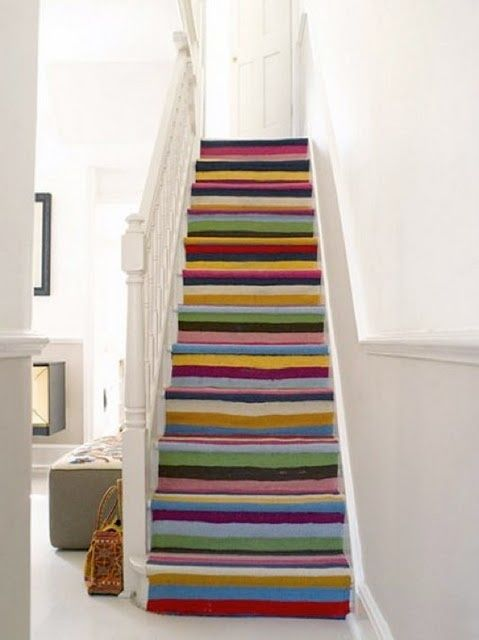 The 25+ best Peinture escalier ideas on Pinterest