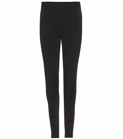 Givenchy Embroidered Leggings