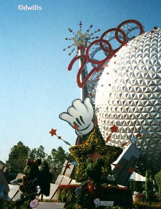 Attractions...Epcot: Spaceship Earth