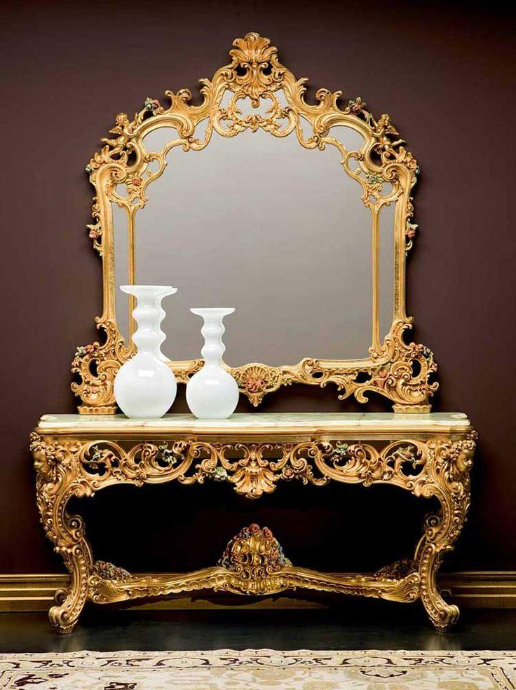 Victorian Console & Mirror- Victorian Furniture750 x 1004 | 88.6KB | victorianfurniture.us