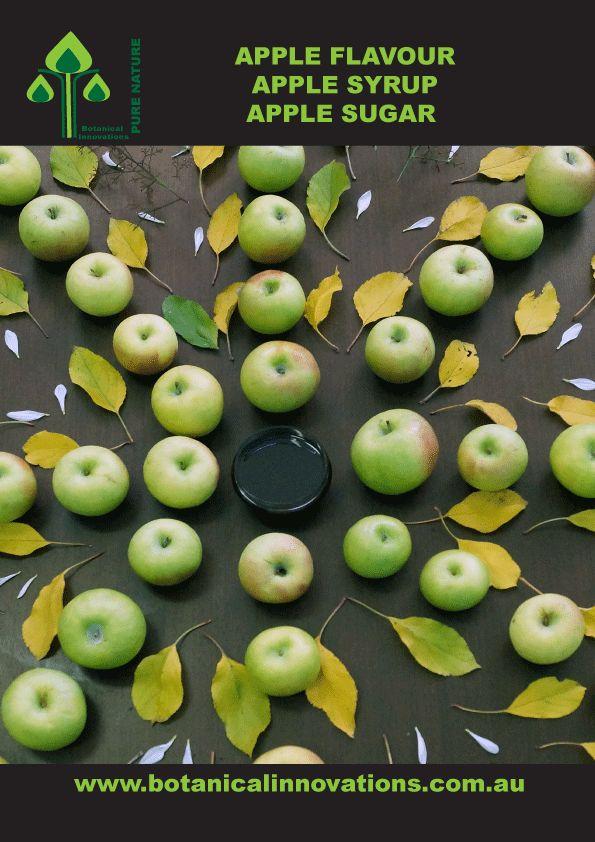 Apple Sugar, Apple Flavour, Apple Aroma, Apple Sweetner