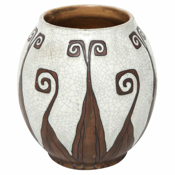 1stdibs   Vase by Catteau
