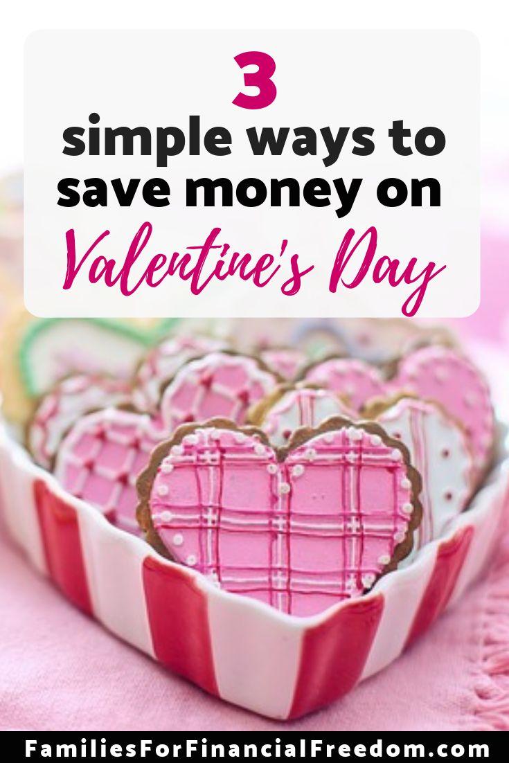 3 einfache Möglichkeiten, um am Valentinstag Geld zu sparen – Finden Sie Ideen, wie Sie Geld sparen können …   – How to Save Money on Holidays