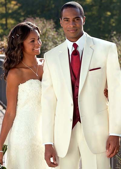 stephen-geoffrey-troy-ivory-tuxedo grooms tuxedos available at Alexanders Tuxedos in Bridgeport, CT