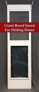 Sliding Door Systems, Sliding Glass Door, Sliding Doors, Glass Doors, Pet  Door, Screen Doors, Big Dogs, Dog Door Insert, Patio Dog Door