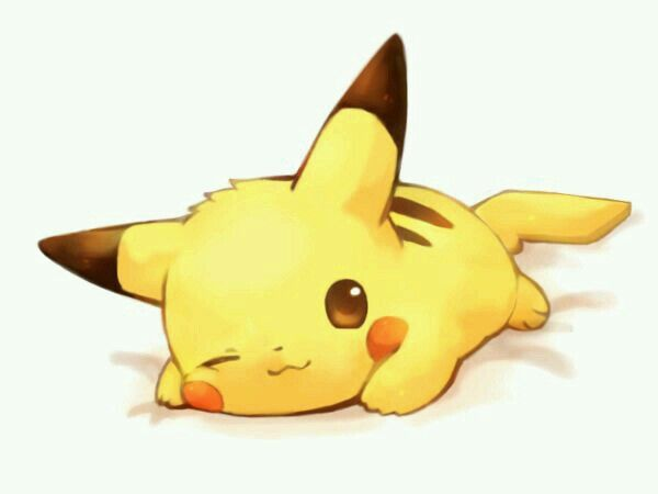 Pikachu *wink*