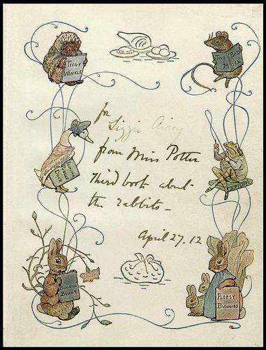 17 Best Images About Illustrations Beatrix Potter On