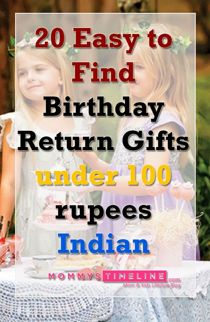 I Know Kids Birthdays Require Lots Of Planning And One Part That Is Return Gifts Have To Organize My Daughters Birthday Party In Few Days So