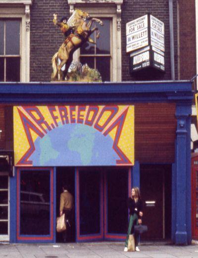 Mr Freedom • 430 Kings Road, London 1969 – 70