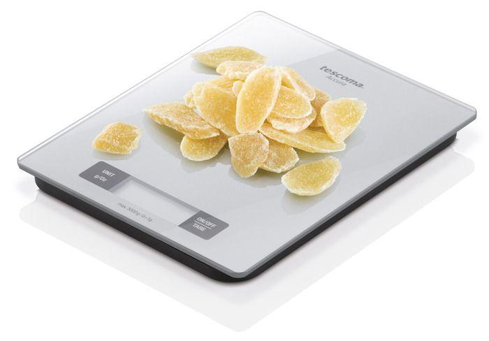 Moderna balanza de cocina electronica | http://www.tescomaonline.es/hornear-69076/herramientas-para-medir-balanzas-y-term-89076/accura-91076/accura-balanza-cocina-electronica-3kg-accura-1869071/