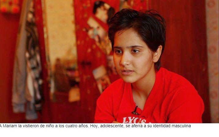 """Mujerícolas: Afganistán : Las """"bacha posh"""",niñas disfrazadas de niños para poder trabajar, estudiar, divertirse y vivir."""