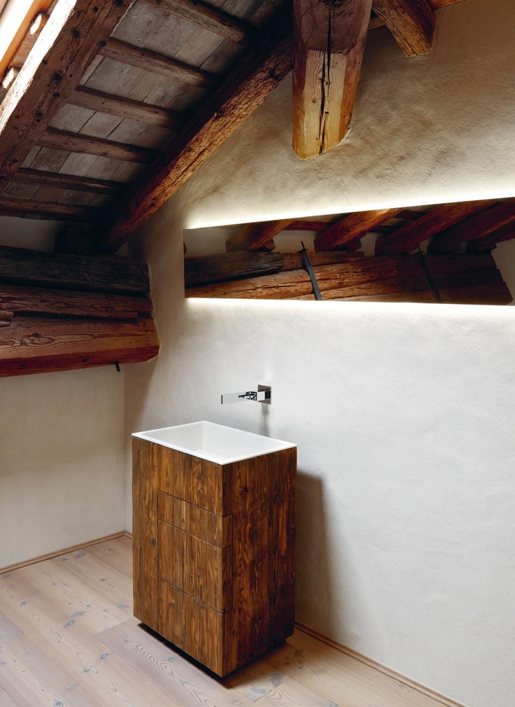 Showroom Badkamer Meubels ~   Mill Due Gepleisterde wanden  Second floor (zolder)  Pinterest