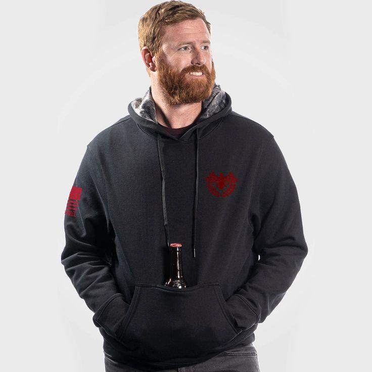 Nine line apparel tacticaligula tailgater hoodie rw