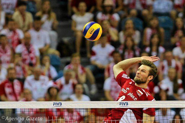 Liga Światowa. Polska - USA 1:3. Andrzej Wrona