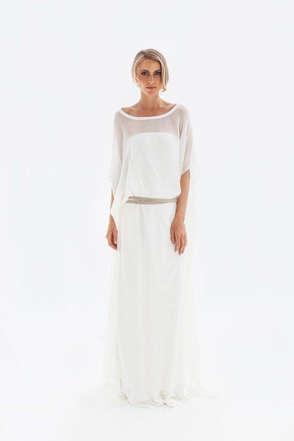 Greek Boho Wedding Dresses