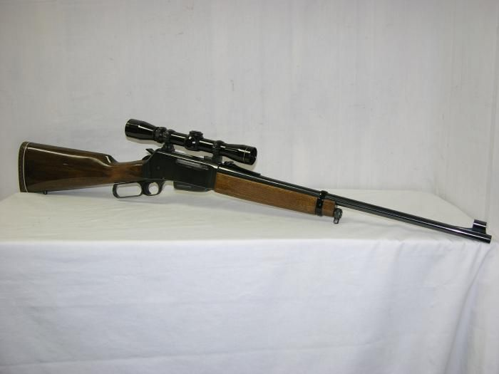Browning .358 lever action