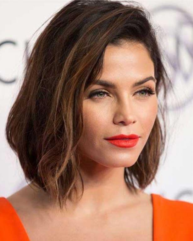 Uitgelezene beautiful bob for medium hair haircuts 2018 women kapsels 2018 CV-51