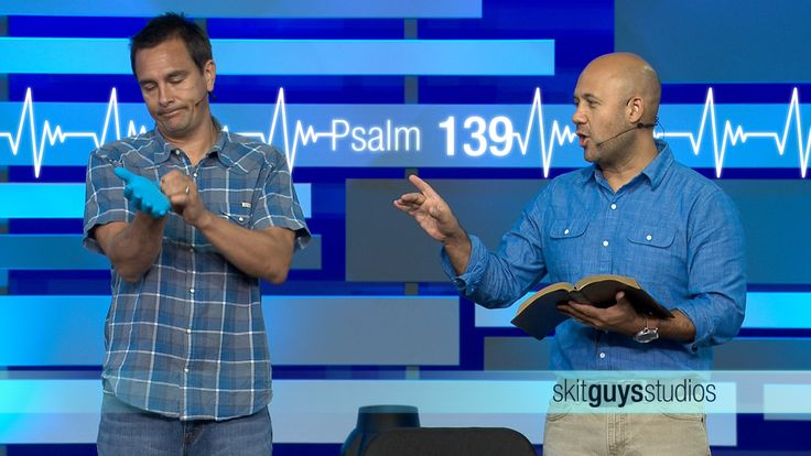 "Watch Psalm 139. Sometimes we believe that God just tolerates us because of all the ""yuck"" in our hearts. In this video, Tommy and Eddie take a look at David's honest prayer to God about the transformation of our hearts and lives."
