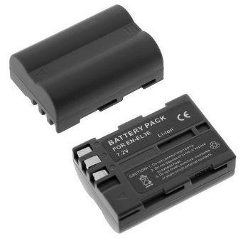 01 Amazon.com: EN-EL3e Replacement Lithium-Ion Battery for Nikon ...