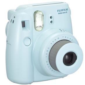 Câmera Instantânea Fujifilm Instax Mini 8 Azul - Instax no LojaFuji.com.br