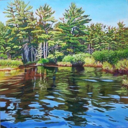 Pog Lake Pines - Anna Clarey