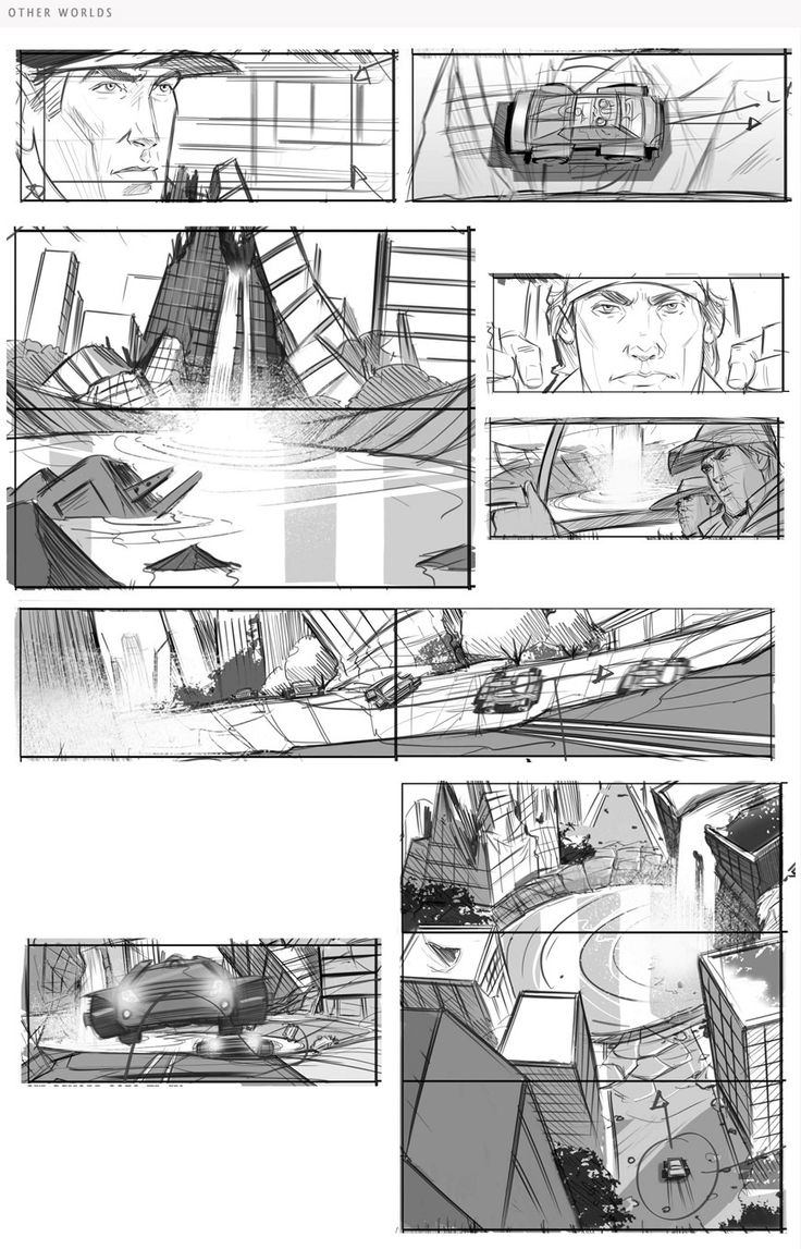 Storyboards Inc.