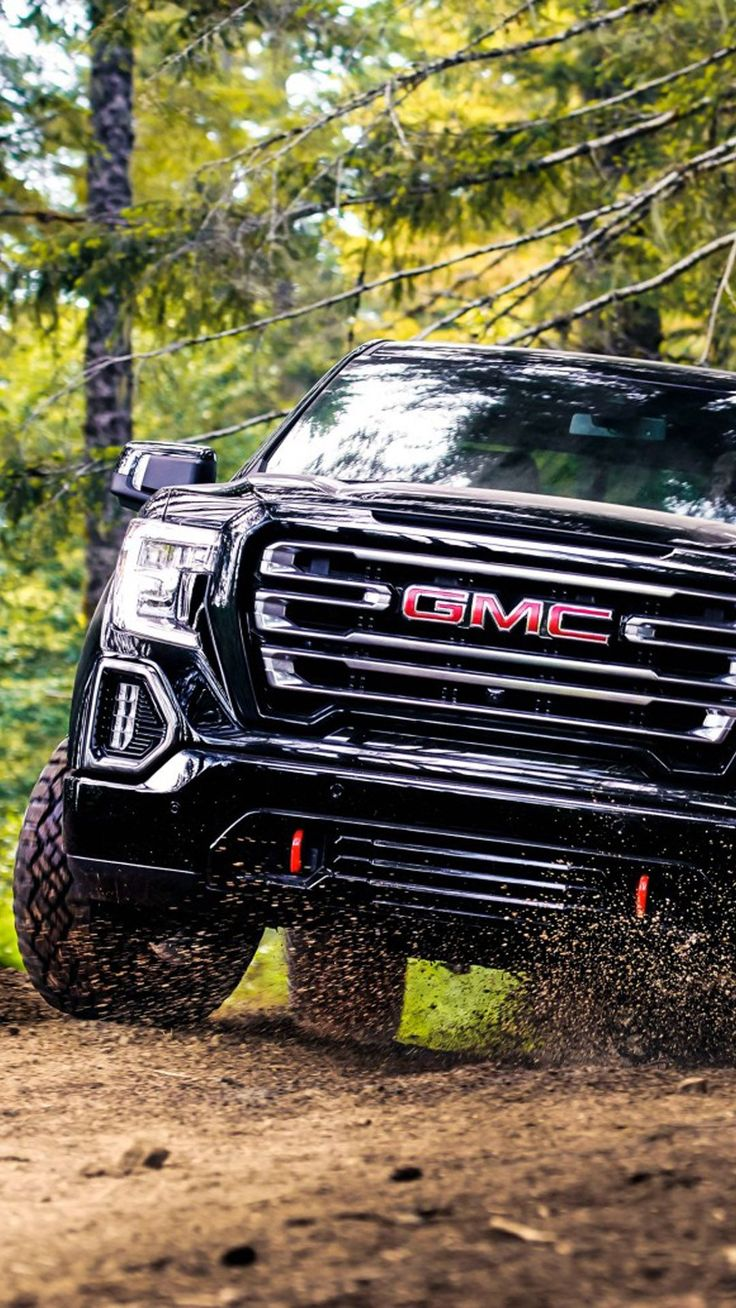 GMC Sierra AT4 Crew Cab Off Roading Follow the link below to download 100% pure …