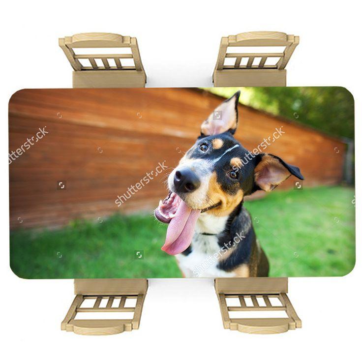 Tafelsticker Mag ik wat lekkers | Maak je tafel persoonlijk met een fraaie sticker. De stickers zijn zowel mat als glanzend verkrijgbaar. Geschikt voor binnen EN buiten! #tafel #sticker #tafelsticker #uniek #persoonlijk #interieur #huisdecoratie #diy #persoonlijk #hond #honden #huisdier #dier #lief