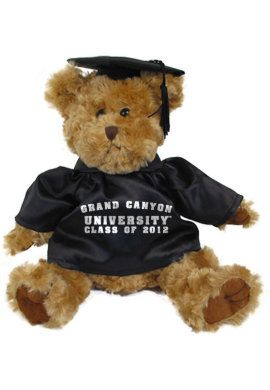 Grand Canyon University 'Class of 2012' Plush Bear
