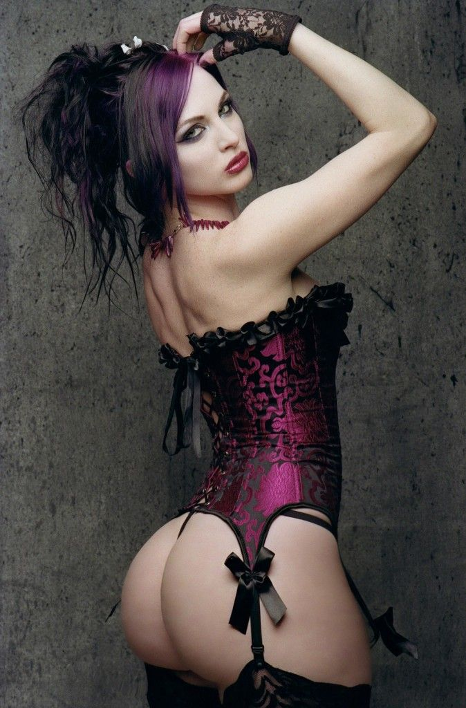 Hot Naked Goth Girls