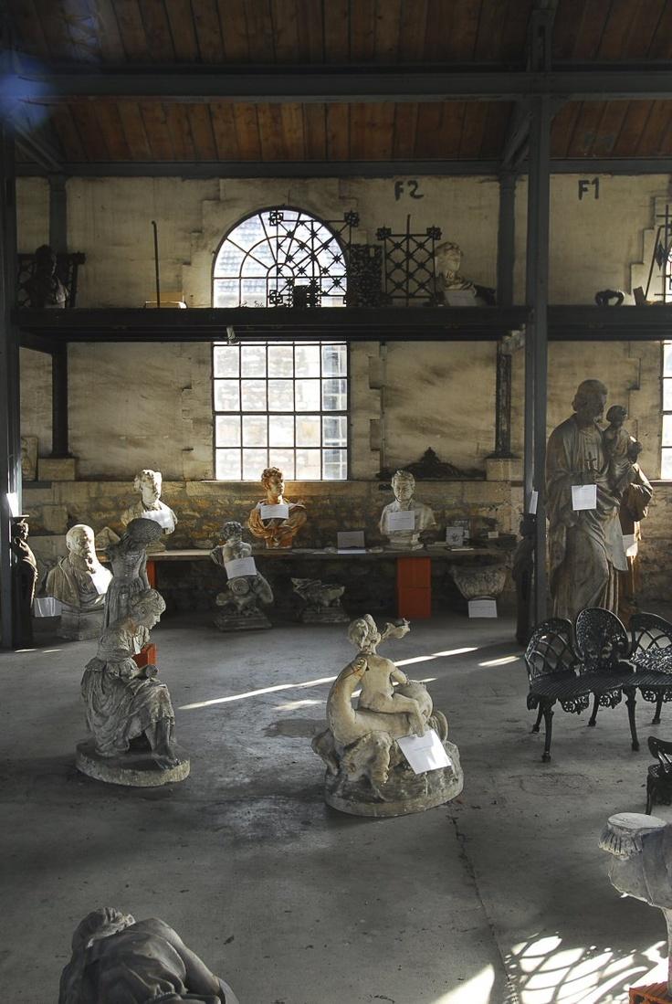 Ancienne Fonderie d'art et d'ornement d'Ecurey