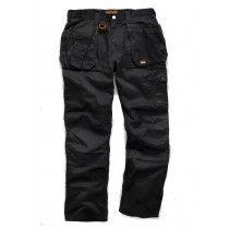Scruffs Worker Plus Work Trousers Black