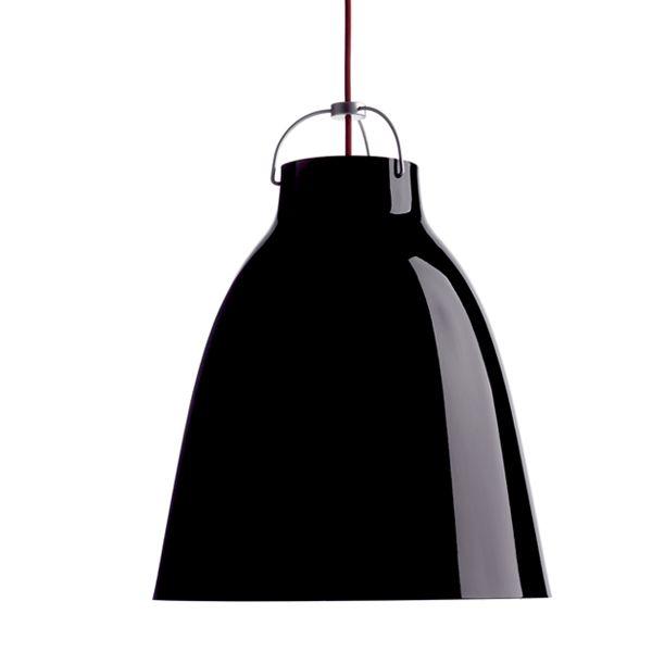 Caravaggio P3 lamp, black