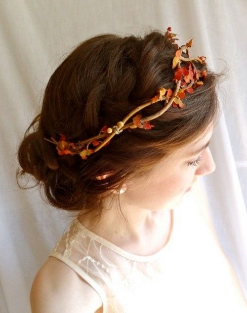 31 Feminine Fall Wedding Hairstyles | Weddingomania