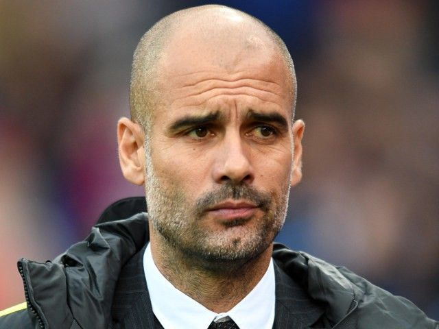 Pep Guardiola: 'Manchester City not favourites for Champions League' #Champions_League #Manchester_City #Football