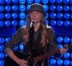 Sawyer Fredericks The Voice Audition Video: 15-Year-Old Gets Standing Ovation