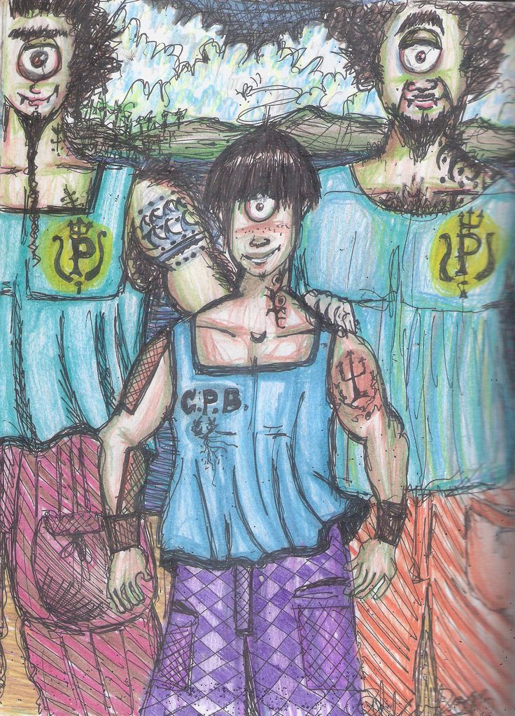 o jovem Cíclope sendo levado para prestar os exames finais no colégio
