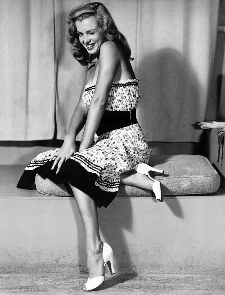 Marilyn Monroe Por Earl Moran.