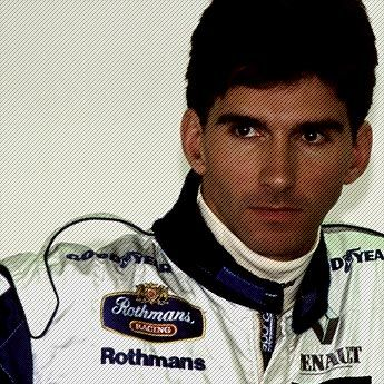 Damon Hill world champion 1994