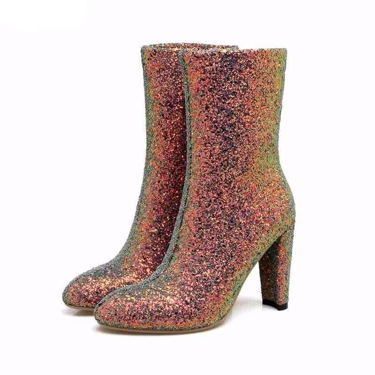 If You Want Great Footwork like Our Celebrities, Then You'll Love These Famso Glitter - Discounts Await You http://celebrityshoes4u.com/products/famso-2017-shoes-women-boots-autumn-wedding-shoes-high-heels-designer-glitter-mid-calf-party-boots-shoes-womens-sexy-boots?utm_campaign=social_autopilot&utm_source=pin&utm_medium=pin