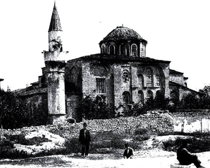 Eski İmaret Camii - Zeyrek