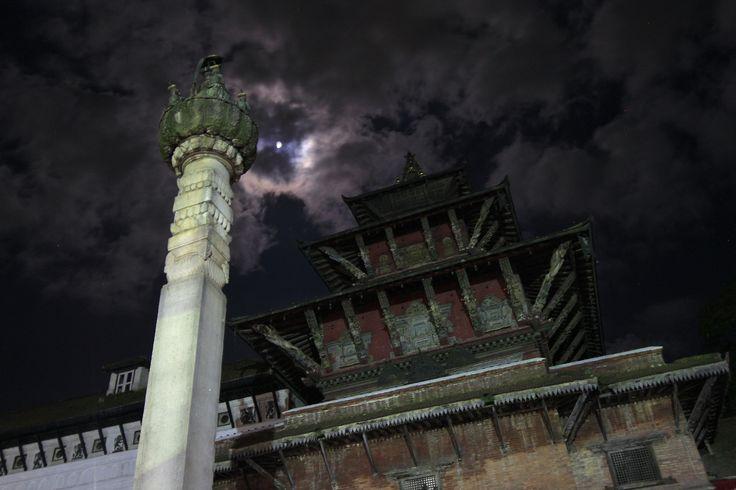 Kumari temple Kathmandu
