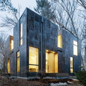 Merge+Architects+clads+Massachusetts+home+in+weathering+steel