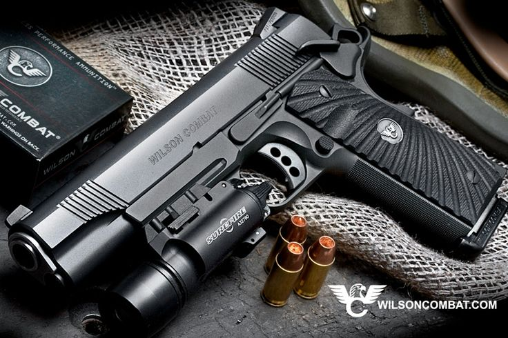 I WANT IT SO BAD! Wilson Combat | CQB Lightrail Lightweight