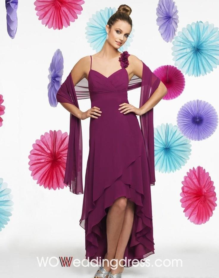 406 mejores imágenes de Vestidos dama de honor en Pinterest ...