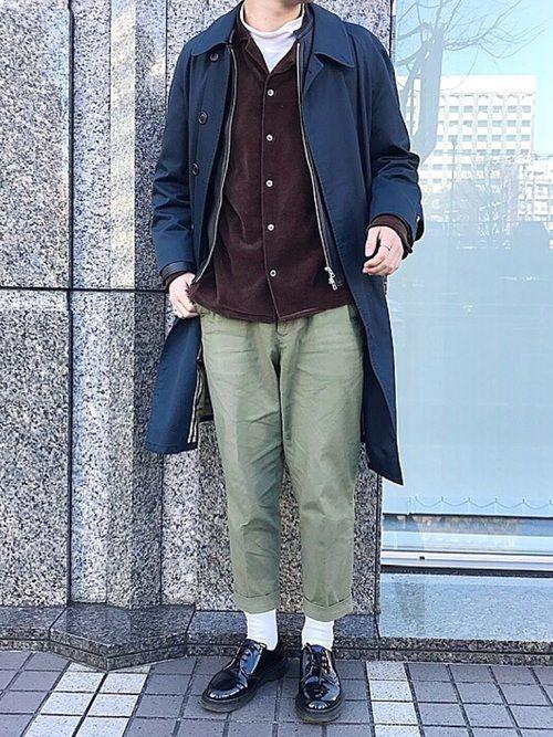 アウターonアウター インスタ→renya_0911