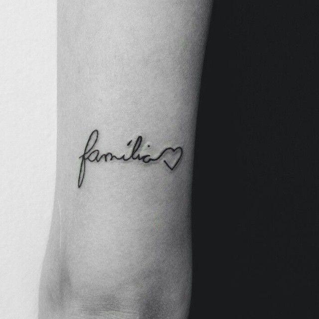 25 Melhores Ideias De Tatuagem Familia No Pinterest border=