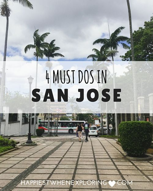 4 Must-Dos in San Jose, Costa Rica (part 1 of the SJ series) // at happiestwhenexploring.com